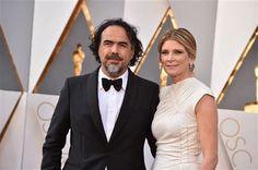 #AlejandroGonzalezInarritu ya llegó a la Alfombra Roja de los #Oscars2016