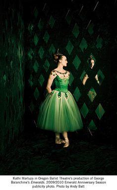 George Balanchine's Emeralds