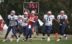 Brady  y Wilson, el duelo de mariscales