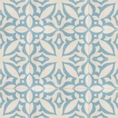 Moroccan encaustic tiles - perhaps tile the entrance (bring some back from Spain)