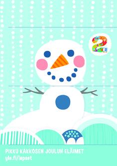 free printable paper | lasten | lapset | joulu | idea | askartelu | kädentaidot | käsityöt | tulostettava | kuva | paperi | koti | leikki | DIY | ideas | kids | children | crafts | paper | picture | christmas | home | Pikku Kakkonen