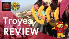 Review van een mooie kermis Troyes Frankrijk! (+afspeellijst)