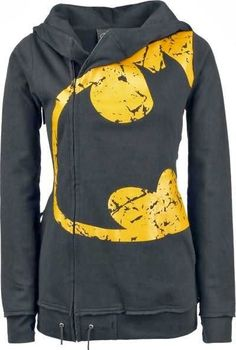 *********Batman Hoodie - Give it to me nowwwww (for anyone planning on buying me anything; the Batman shirt and Batman hoodie are top priorities right now ; Batman Hoodie, Batman Logo, Batman Batman, Mode Style, Style Me, Mode Swag, Winged Girl, Disney Stitch, Sweat Shirt