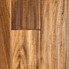"Virginia Mill Works Engineered - 1/2"" x 5"" Tobacco Road Acacia Handscraped:Lumber Liquidators"