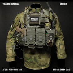 Volk Tactical gear
