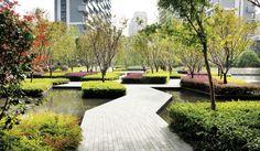 Cicada Landscape Architecture - Singapore #urbanlandscapearchitecture