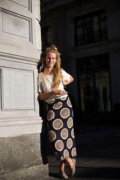 On the Street…Via Manzoni, Milan | The Sartorialist | Bloglovin'