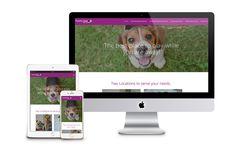 Playful Paws website design — Lindsay Toth