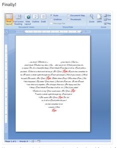 Craft  Diy  Make Cake Toppers With Microsoft Word A Typical