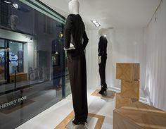 Pierre Henry Bor Paris - New Collection - 2016 #mannequins collection Theme #CofradMannequins #PierreHenryBor #COFRADxPHB