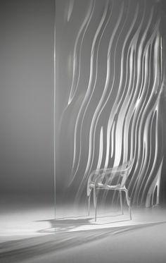Lasvit Liquidkristal by Ross Lovegrove | TRIANGULATION BLOG