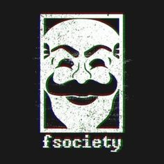 "F-Society is a group of people of with bad influence on the main character/detective. This is an aspect in many detective shows/movies, that the hero can be drawn in to the ""dark side"" sometimes."