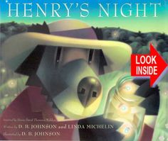 HENRY'S NIGHT  Henry cannot sleep. The sounds of the village keep him awake. If only he could hear the song of the night bird. But the whippoorwill does not sing in the village. Filling a jar with fireflies to light his path, Henry sets off to find the bird no one ever sees. Each time he draws near, the whippoorwill stops singing and flies deeper into the night woods. Where will the night bird lead him?