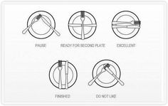 Everyone should know this. Etiquette is becoming a lost art