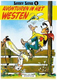 Lucky Luke: 04. Avonturen in het westen