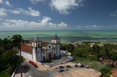 Olinda, Pernambuco - Brasil - Igreja da Sé