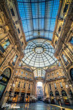 Galleria, Milan Italy