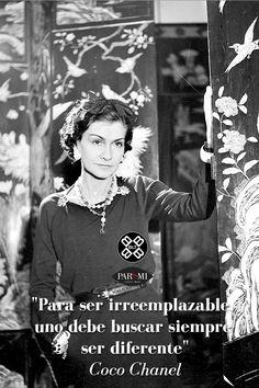 #CocoChanel #Chanel #moda #frases