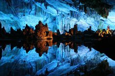 Reed Flute Cave - China
