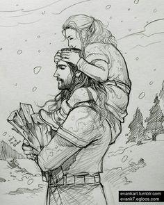 Uncle Thorin, Fili