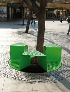 about sinus Tree guard by mmcité on Architonic. Find pictures & detailed information about retailers, contact ways & request options for sinus Tree guard here! Concrete Furniture, Urban Furniture, Street Furniture, Garden Furniture, Outdoor Furniture Sets, Furniture Design, Outdoor Decor, Outdoor Benches, Landscape Concept