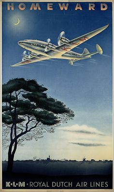 Homeward, KLM