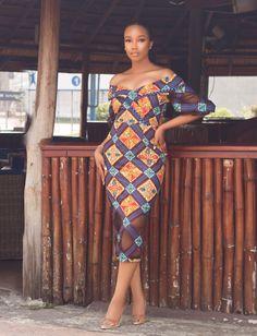 African Dashiki Dress, African Print Jumpsuit, African Prom Dresses, African Dresses For Women, African Print Fashion, Fashion Prints, Fashion Design, Women's Fashion Dresses, Casual Dresses