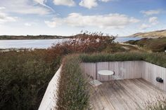 Tierney Haines Architects adds lavender-topped writer's study to a house in Ireland Houses In Ireland, Ireland Homes, Amazing Architecture, Architecture Design, Small Courtyards, Barn House Plans, Connemara, Modern Farmhouse, Backyard