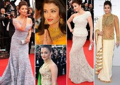 """Bollywood actor and India's unofficial ambassador to the prestigious Cannes Film Festival Aishwarya Rai Bachchan is yet to walk the red carpet this year. Indian beauties - Vidya Balan, Sonam Kapoor, Mallika Sherawat and Freida Pinto - have won the hearts of millions of Indians back home by their choice of dresses. Now all eyes will be on the former Miss World when she walks the red carpet on Sunday (May 19).  As we all wait for the """"ASH"""" moment, here's a look at her looks over these 12 years…"""