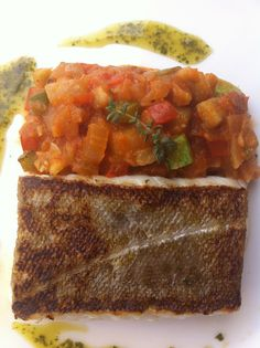 Las recetas de la familia Tartufo: Pisto con bacalao
