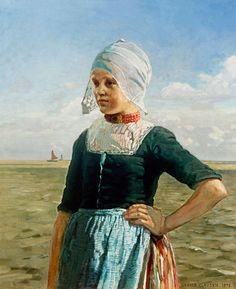 Holland Girl