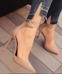 83da122b50d68 Women Shoes High Heels Pumps Sandals Women Fashion Casual Colors as picture  Size  35