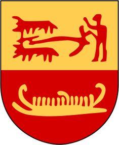 Tanum Municipality, Västra Götaland County (12,287Km²) Code: 1435 -Sweden- #Tanum #VästraGötaland #Sweden (L22196)