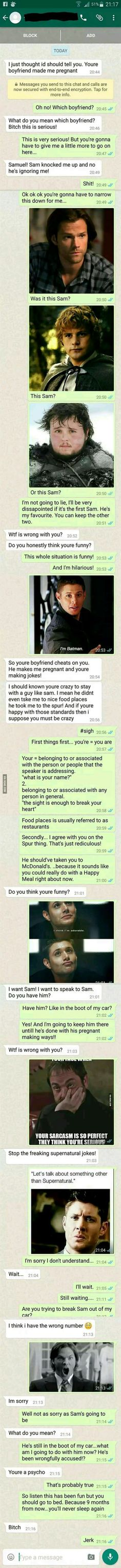 A whole new Level of Savage || This is the best thing I have ever seen!!!