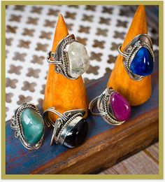 Peruvian Jewelry & Accessories – Earthbound Trading Co. & Romancing the Stone