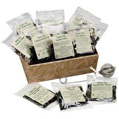 Loose Tea Variety Sampler – Stash Tea