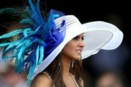 Cool like some! I love big hats! I want to go to the Kentucky Derby for the sole purpose of wearing one.