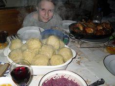 Rezept für leckere Kartoffelklöße