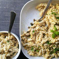 Tökös tésztaszósz Risotto, Ethnic Recipes, Food, Essen, Meals, Yemek, Eten