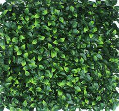 Ivy Bush 50x50cm Artificial Hedge Tile   $16.98