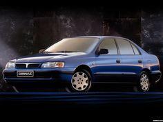 Toyota carina e 1996 1997