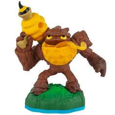 All you need to know about Series 1 Bumble Blast including pictures, compatibility, availability, and more. Skylanders Characters, Activision Blizzard, Skylanders Swap Force, Threes Game, Bowser, Packaging, Adventure, Products, Wrapping