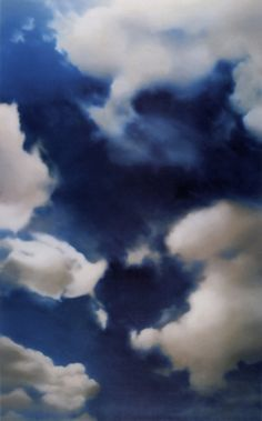 Gerhard Richter | Wolken (Clouds), 1978 |Oil on canvas