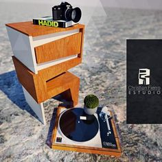 :::Funk nightstand::: #furnituredesign #furniture #design #designer