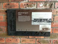 Dunkeld Heritage Trail - Challis Design Corten Steel, Signage Design, Built Environment, Interesting History, Digital Prints, Trail, Projects, Photo Illustration, Fingerprints