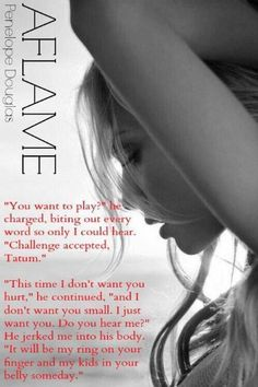 Goodreads | Aflame (Fall Away, #4) by Penelope Douglas — Reviews, Discussion, Bookclubs, Lists