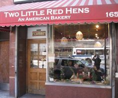 Two Little Red Hens   New York's best cheesecake   Brooklyn Blackout cupcake  1652 2nd Ave  (between 85th St & 86th St)  New York, NY 10028  Neighborhoods: Yorkville, Upper East Side