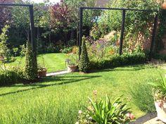 Lawncare treatments, Hanwell fields, Banbury, Oxfordshire Lawn Care, Fields, Sidewalk, Green, Plants, Lawn Maintenance, Side Walkway, Walkway