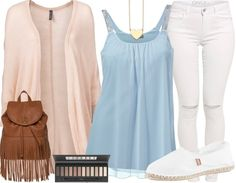 Cooles Outfit mit tollen Pastell-Items ✪ #pastell #outfit #style #nice