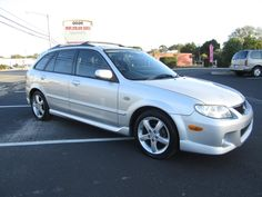 Cool 2003 Mazda Protege5 Photos Gallery